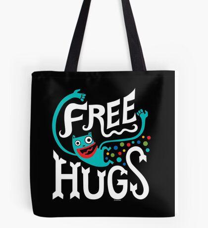 Free Hugs - on dark Tote Bag