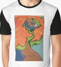Lady Of Nature Graphic T-Shirt