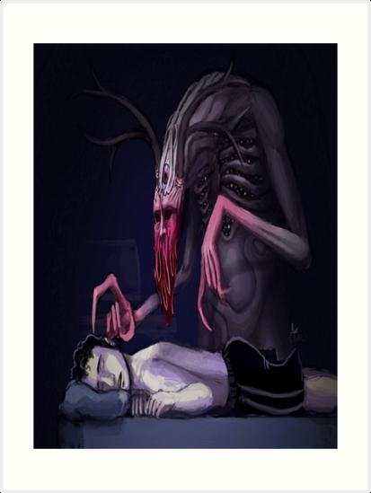 Boogeyman by ArteCluster