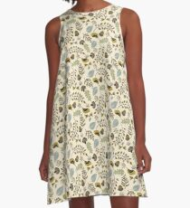 Woodlands Fantasy A-Line Dress