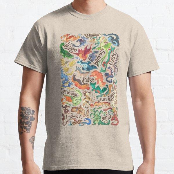 Mini dragon compendium  Classic T-Shirt