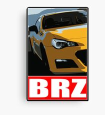 BRZ - Subaru Canvas Print