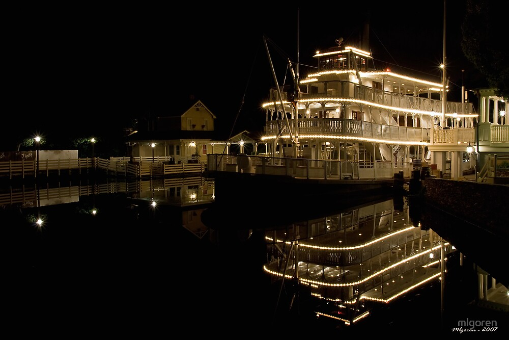 The Dock by mlgoren