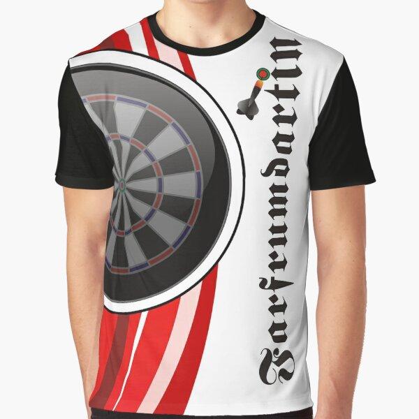 Farfrumdartin Darts Shirt Graphic T-Shirt