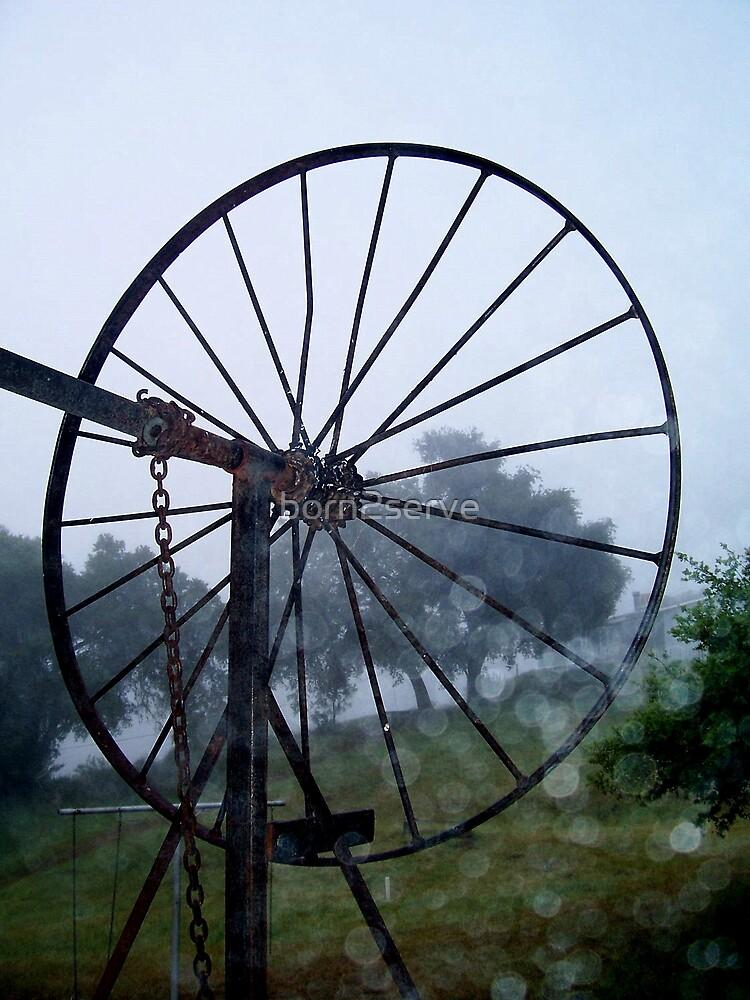 Big Wheels Keep On Turnin by born2serve