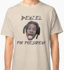 Denzel Curry for President Classic T-Shirt