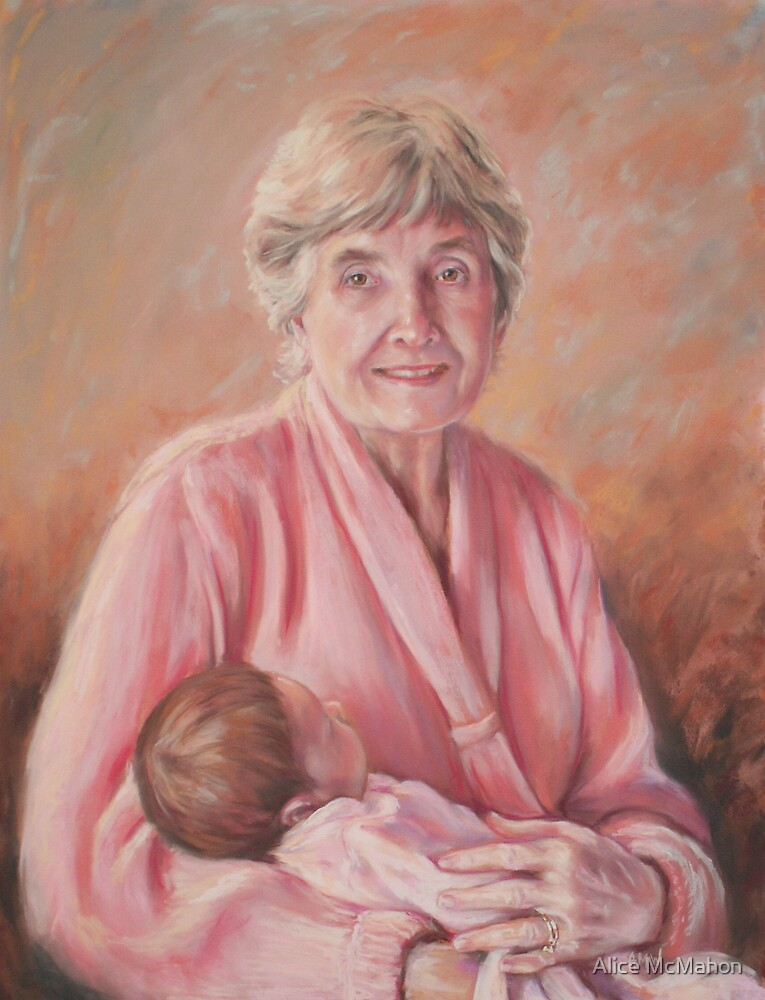 Mary Kelly's Delight by Alice McMahon