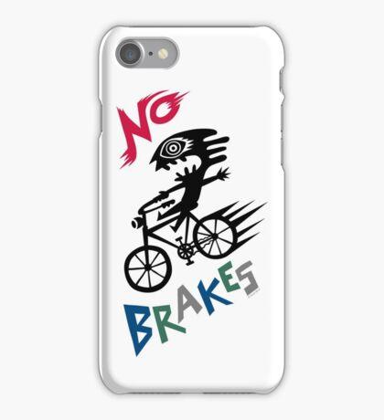 No Brakes iPhone Case/Skin