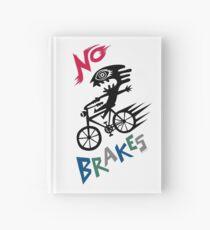 No Brakes Hardcover Journal