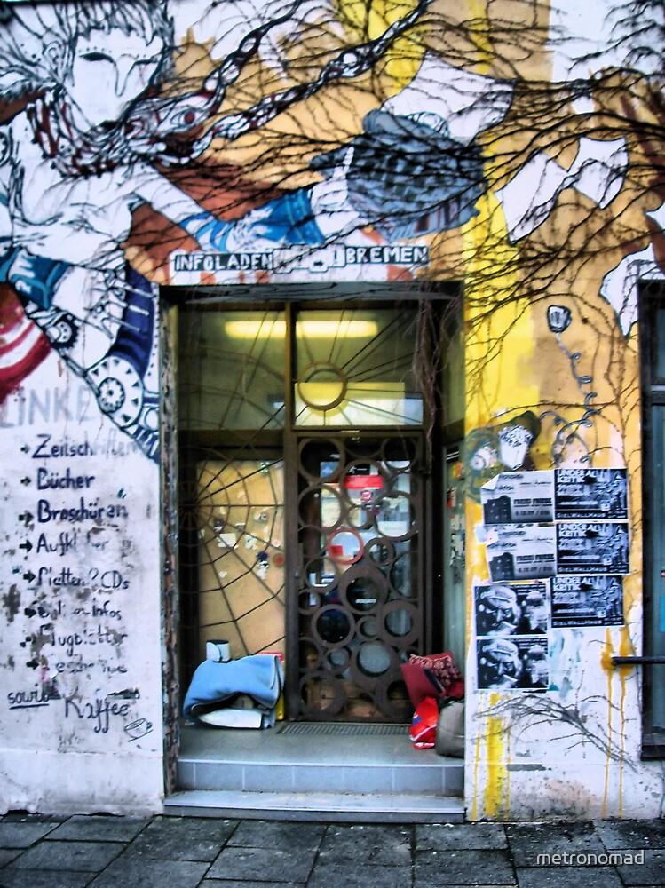 Architektur der Obdachlosigkeit by metronomad