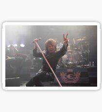 Joey Tempest - Europe Sticker