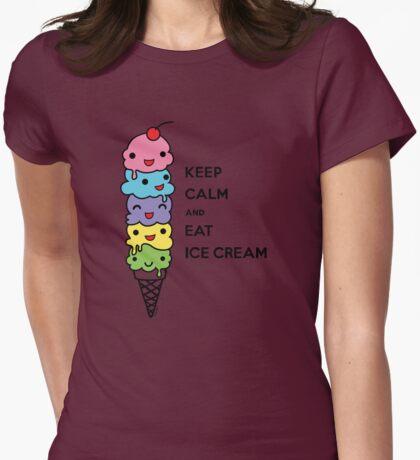 Keep Calm and Eat Ice Cream 1 T-Shirt