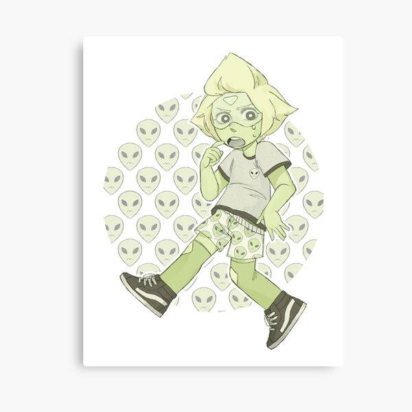 Space Nerd Canvas Print