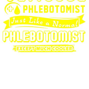 I'm a tattooed  Phlebotomist by feriShop