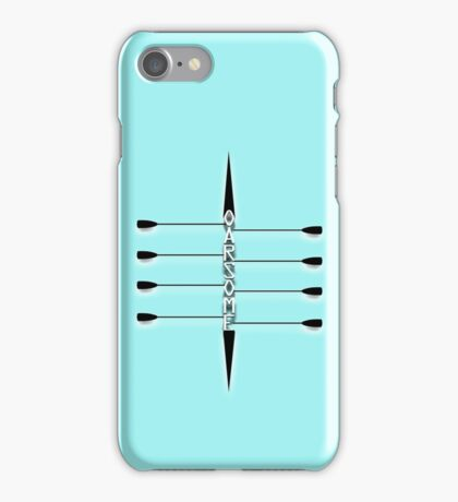 Oarsome! iPhone Case/Skin