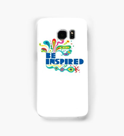 Be Inspired Samsung Galaxy Case/Skin