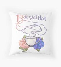 Bisexualitea Throw Pillow