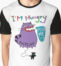 Fat Cat Graphic T-Shirt