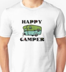 Happy Camper Unisex T-Shirt