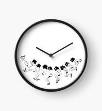 Swing of Time Clock