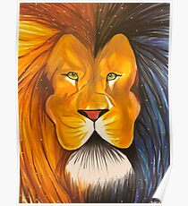 The Lion of the Tribe of Judah Poster