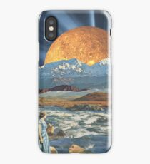 Blue Illusion iPhone Case/Skin