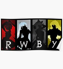 RWBY Cover Poster