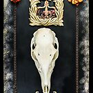 Tarot of Bones - Empress by TheGreenWolf