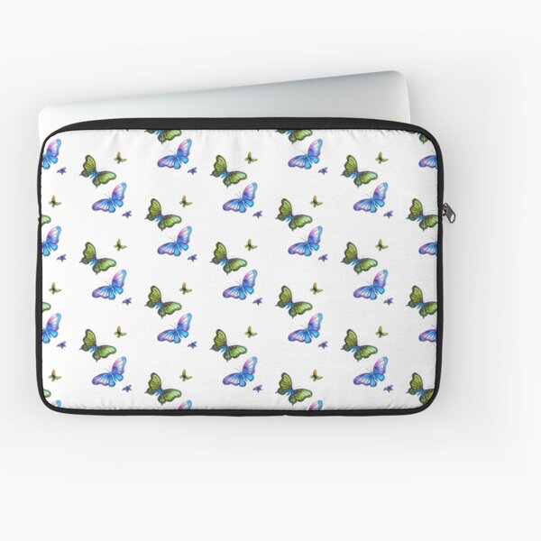Butterflies - Follow the Leader Laptop Sleeve