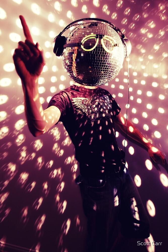 Disco Stu by Scott Carr