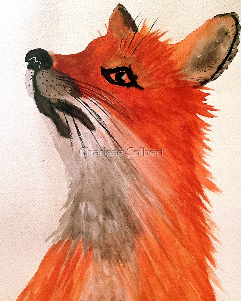 Crazy Like a Fox by Charisse Colbert