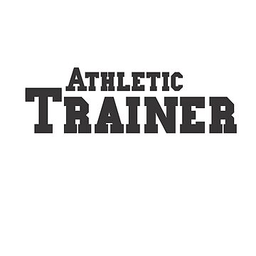 Athletic Trainer by slowheist