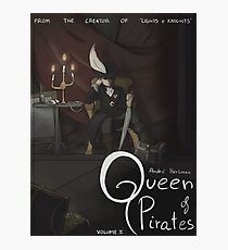 Queen of Pirates Photographic Print