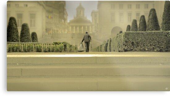 Brussels Gardener by Paul Vanzella