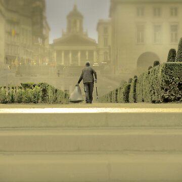 Brussels Gardener by paul