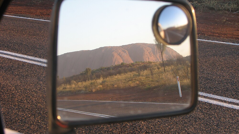 Rear View Mirror by heids