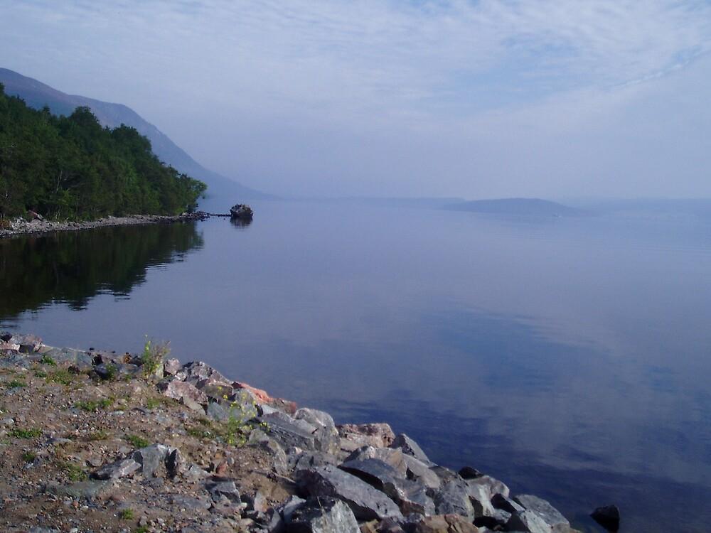 Loch Ness by heids