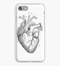 Anatomical Heart iPhone Case/Skin