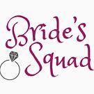 Bride's Squad by theweddingalley