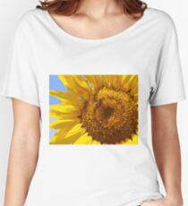 Sun Flower Women's Relaxed Fit T-Shirt