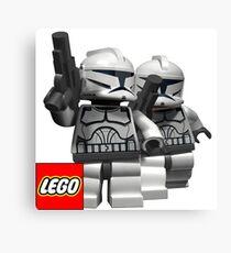 Lego Star Wars Canvas Print