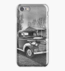 Jimmy Boy - Portrait  iPhone Case/Skin