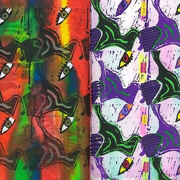 Tessellation  by SkyeRiseley