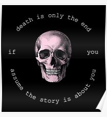 Death is Not the End Poster