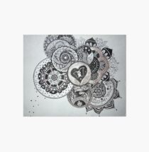 Sparkle with Love Art Board