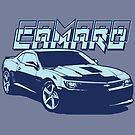 New Camaro by tanyarose