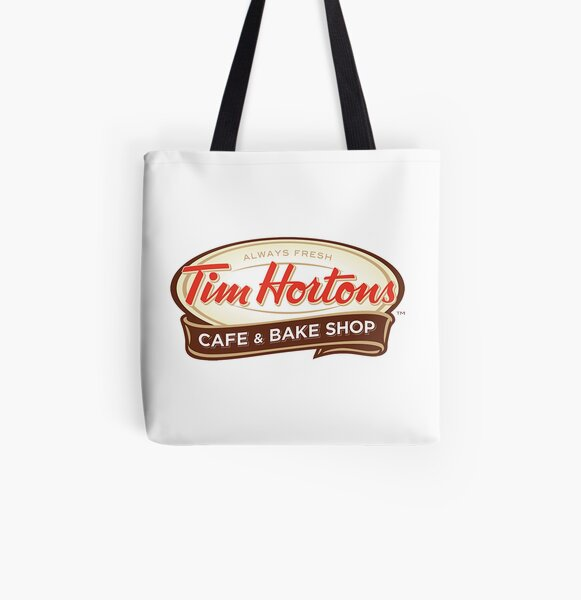 Tim Hortons All Over Print Tote Bag