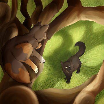 Eavesdropping on the Storyteller by EllisonMurphy