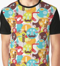 Spring time Graphic T-Shirt