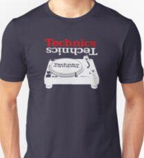 Technics Teach Them Well Unisex T-Shirt
